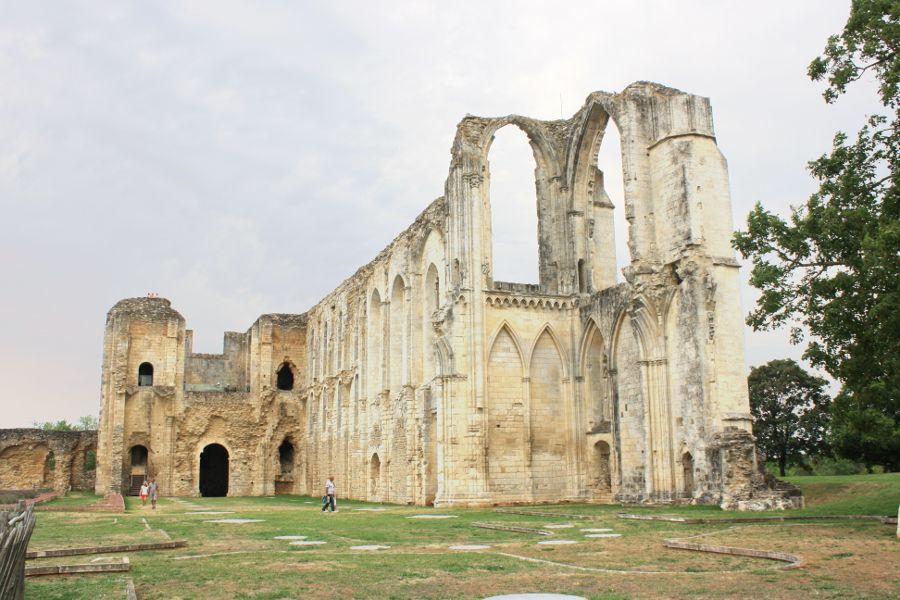 abbaye-de-maillezais-vendée