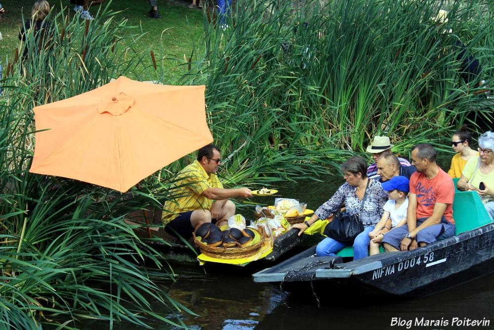 tourteau fromager marché sur l'eau le vanneau