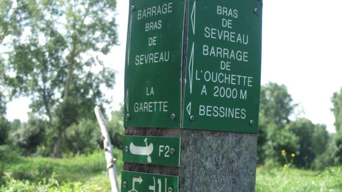 Boucle La Garette-Coulon-Magné