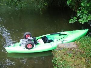 1-Départ-Sainte-pezenne-kayak