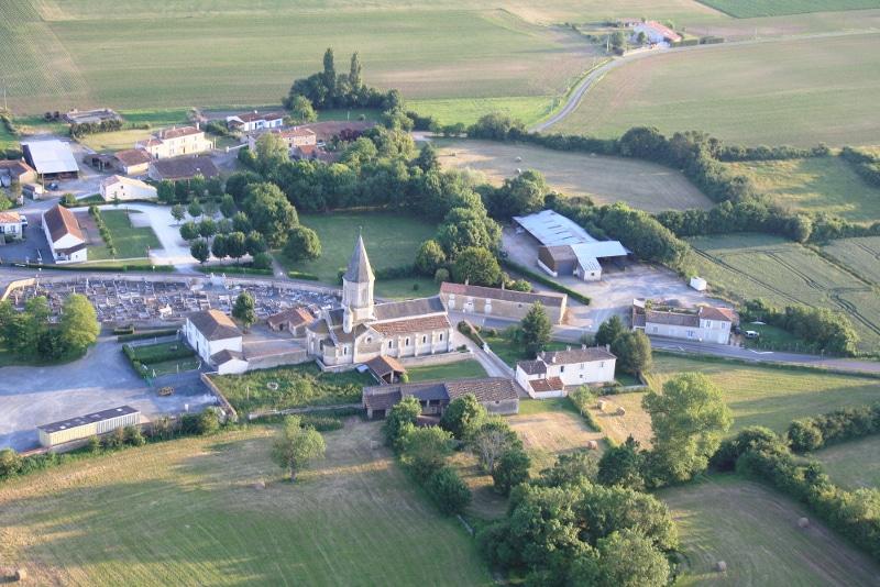 L'église de Saint-Pierre-le-Vieux