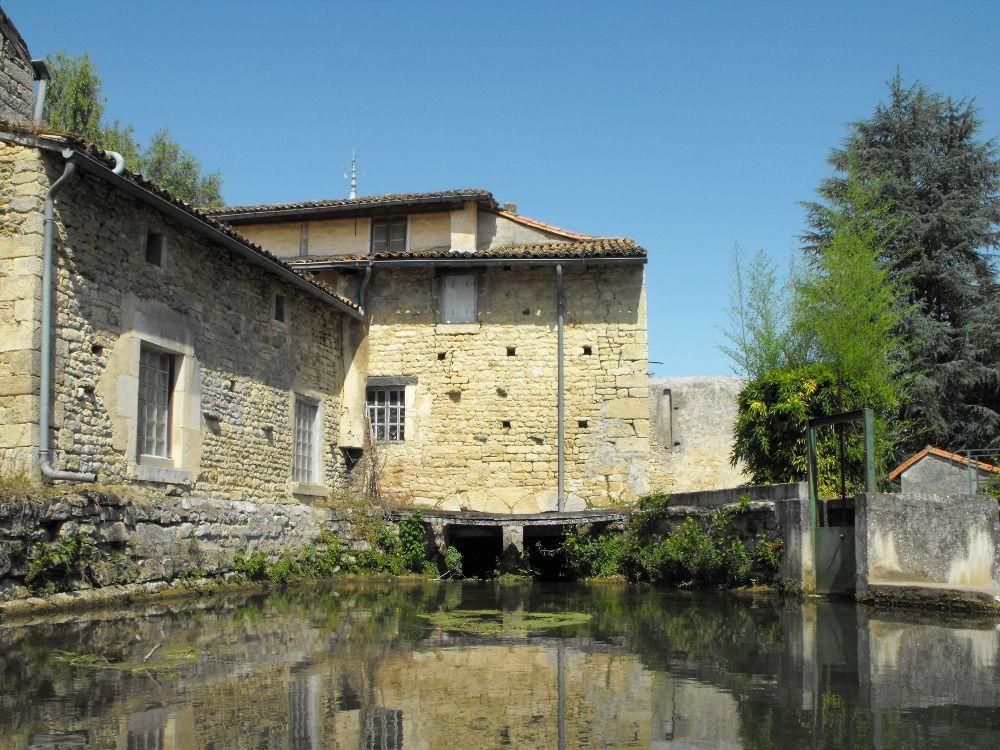 Moulin à la Mothe St Heray