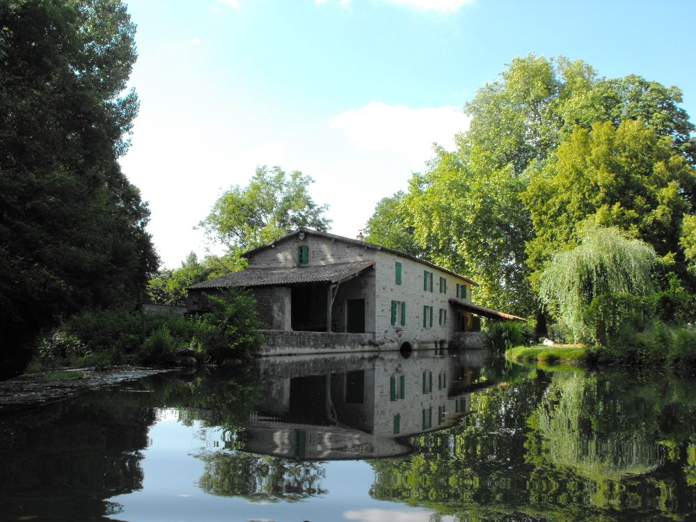 Le Moulin de Pallu