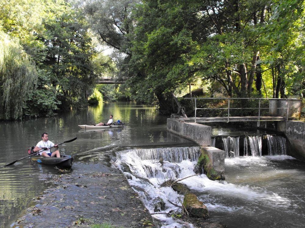 Sèvre Niortaise Moulin de Pallu