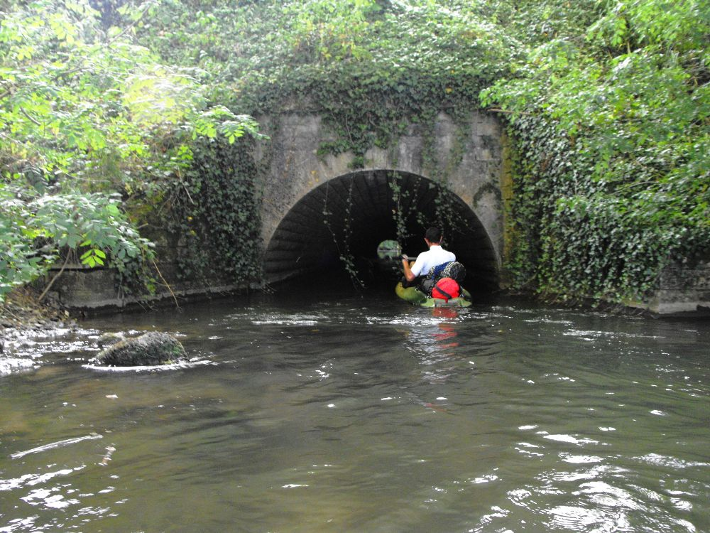 Pont du ruisseau de Soignon
