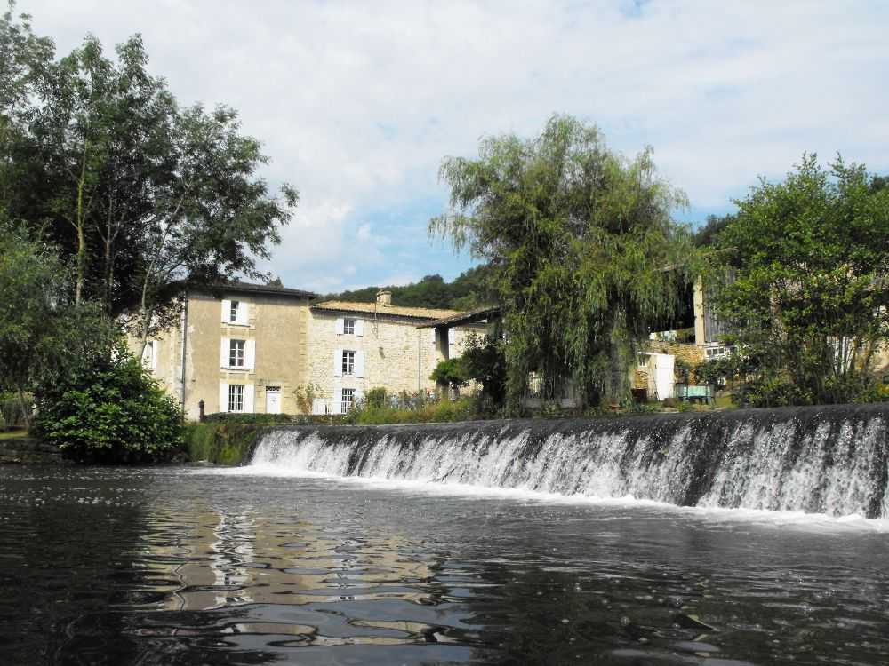 La Sèvre niortaise - Le Grand Moulin