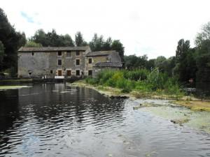 Sainte Pezenne Moulin de Bégrolle