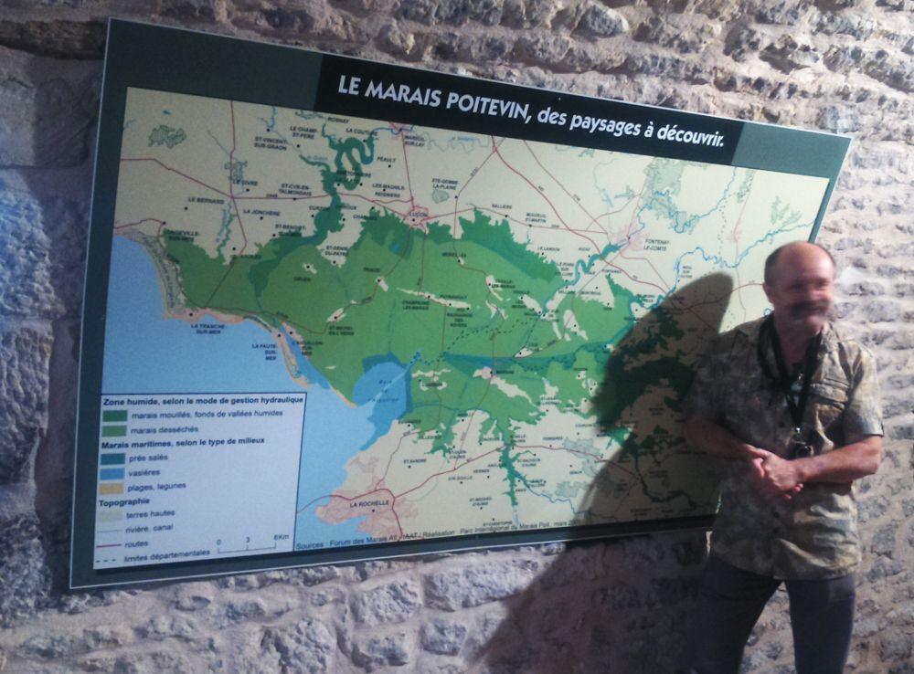 Visite guidée à la Maison du Marais Poitevin à Coulon
