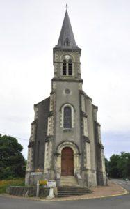 église le gué de velluire vendée