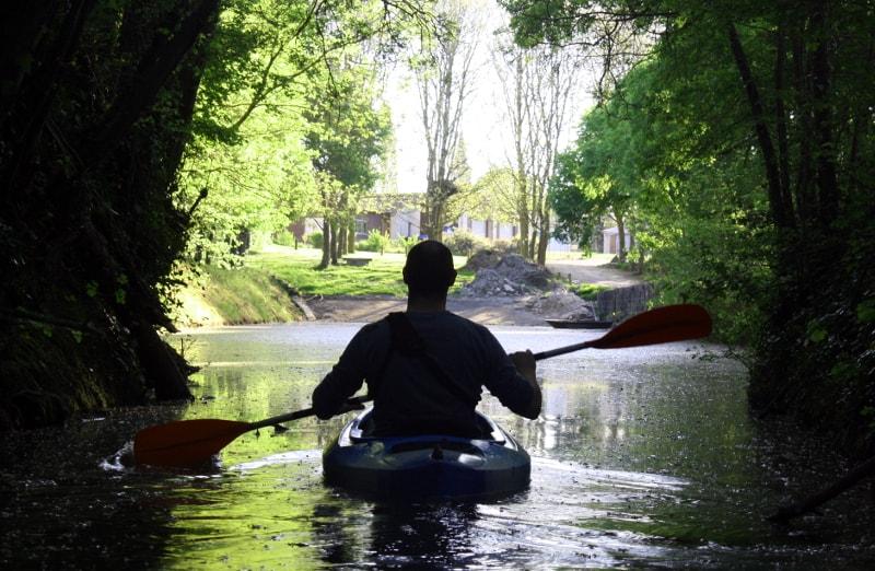 kayak port st georges de rex marais poitevin