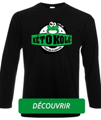 Boutique Kéto Kolé Tee-shirt Marais Poitevin