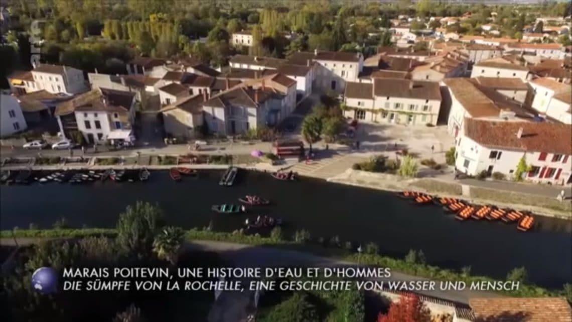 Arte Invitation au voyage Marais Poitevin Coulon