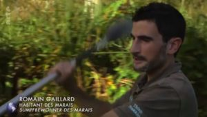 Arte Invitation au voyage Marais Poitevin Romain Gaillard Kayak La Garette