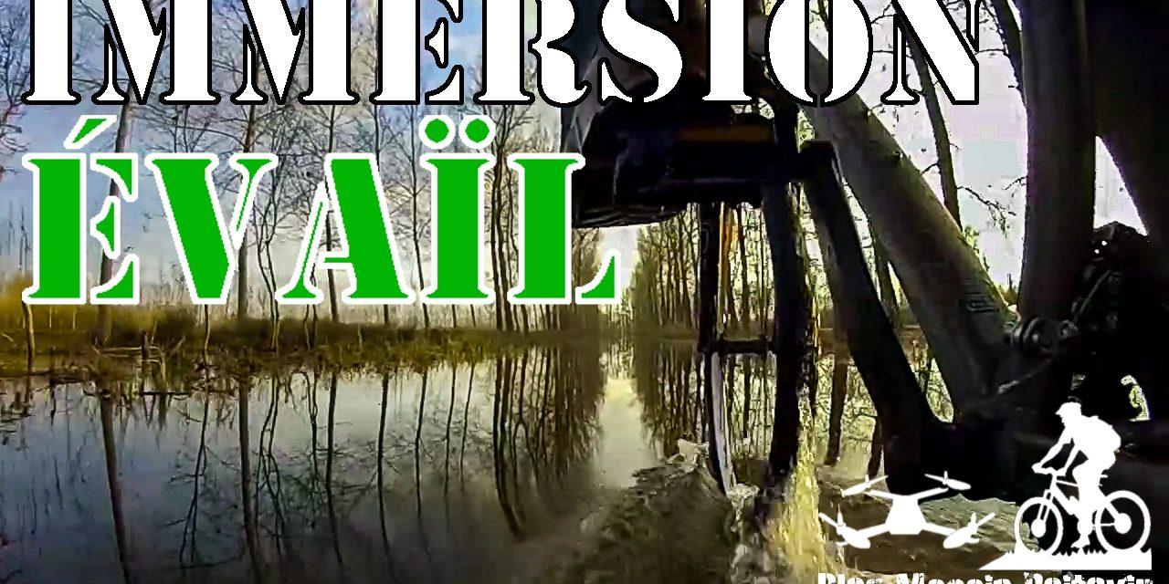 Vidéo – Drone et vélo lors de la crue de février 2016