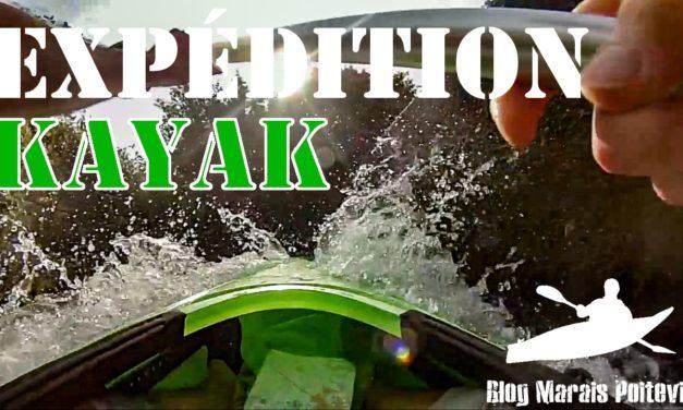 De Niort à Marans, la traversée du Marais Poitevin en kayak