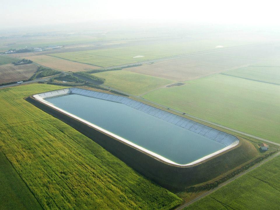 bassines réserve substitution eau marais poitevin irrigation