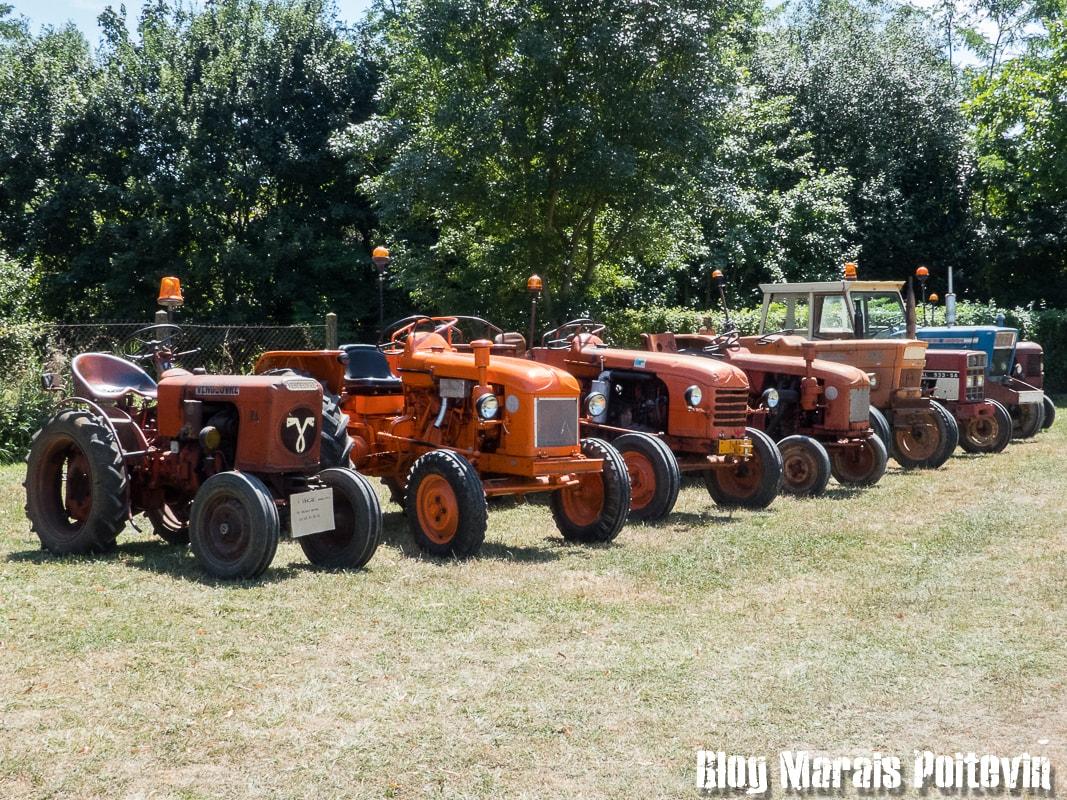 Fete du mijet coulon juillet 2018 vieux tracteurs- 12