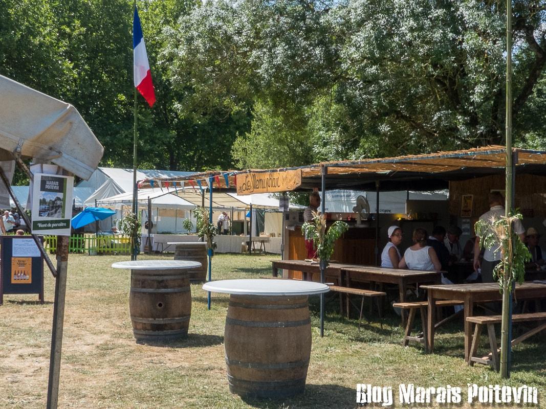 Fete du mijet coulon juillet 2018 bar marais poitevin - 6