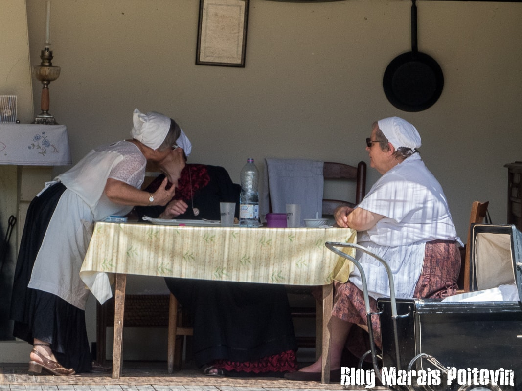 Fete du mijet coulon juillet 2018 tenue maraichin - 9