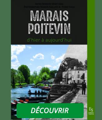 Livre Marais Poitevin d'hier à aujourd'hui