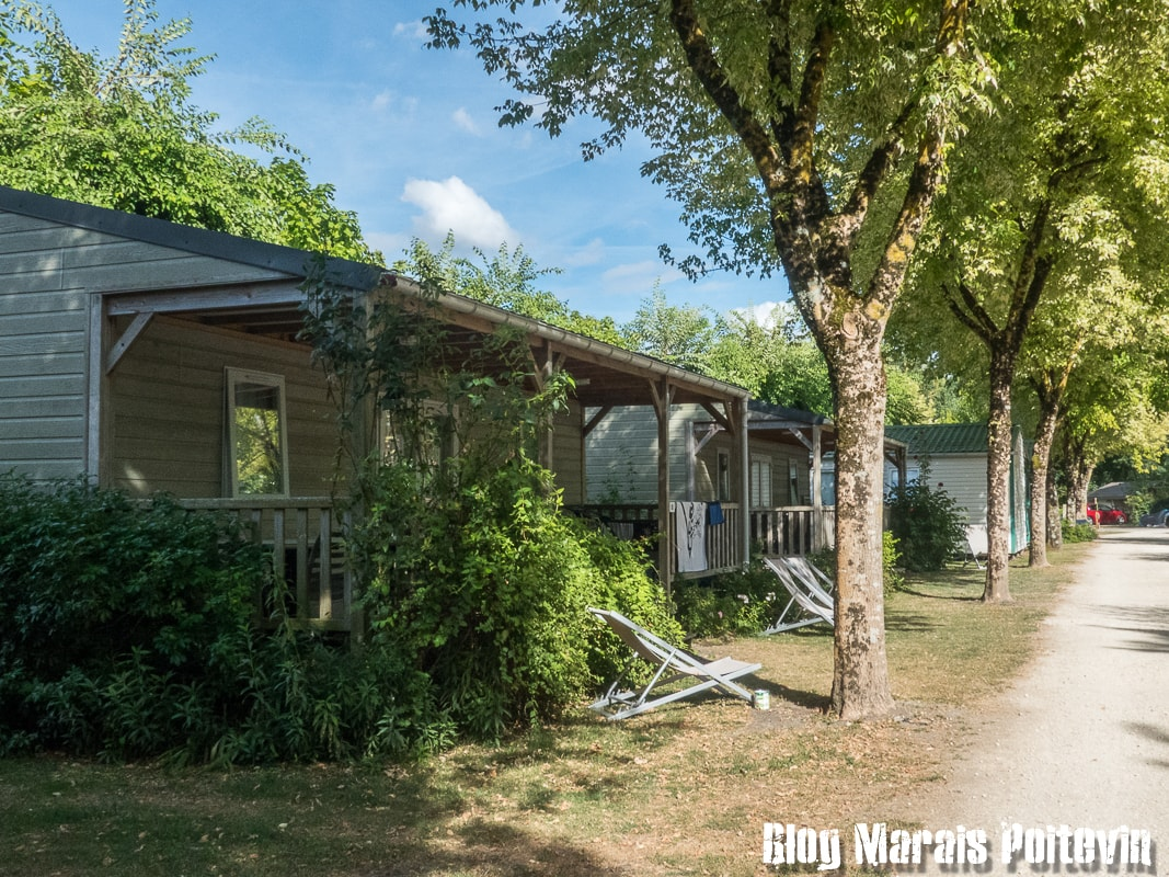 photo marais camping venise verte coulon aout 2018