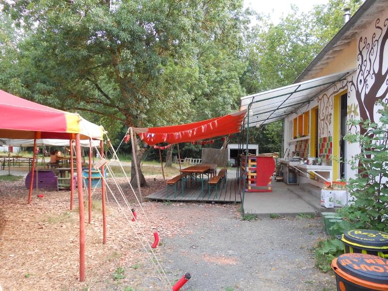 Eco camping la frenaie marais poitevin