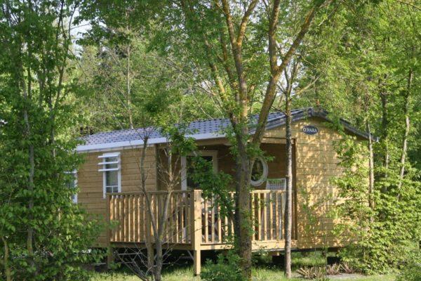 mobile home camping ile cariot chaillé les marais