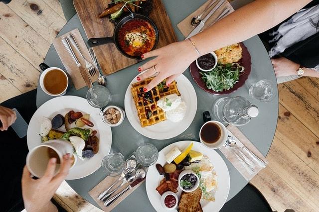 petit déjeuner chambre d'hote marais poitevin