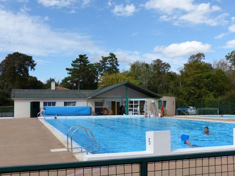 piscine camping municipal le bois dinot marans marais poitevin