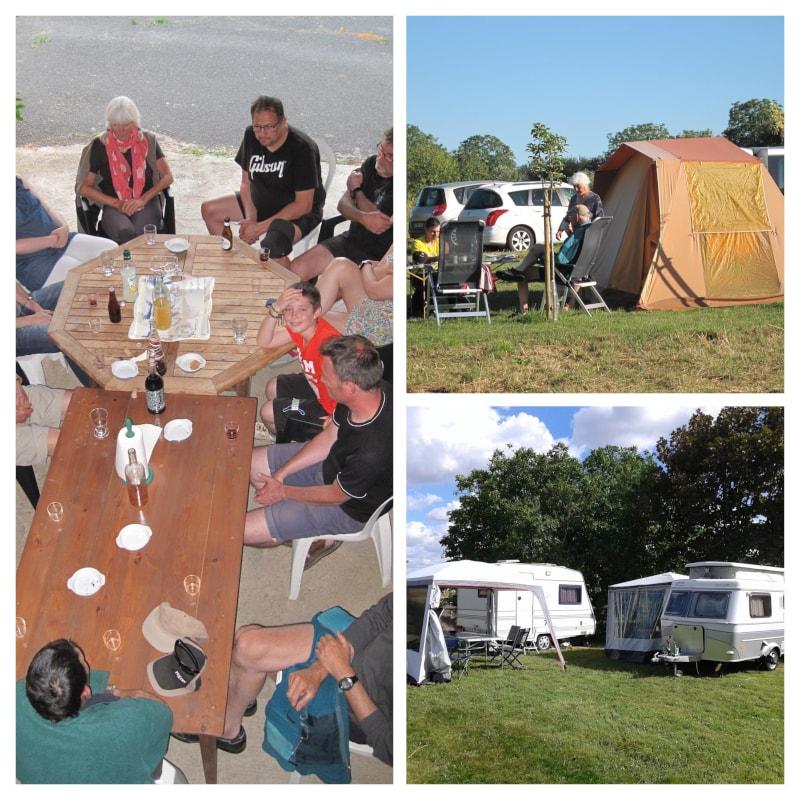 camping chez habitant gite pacouinay marais poitevin