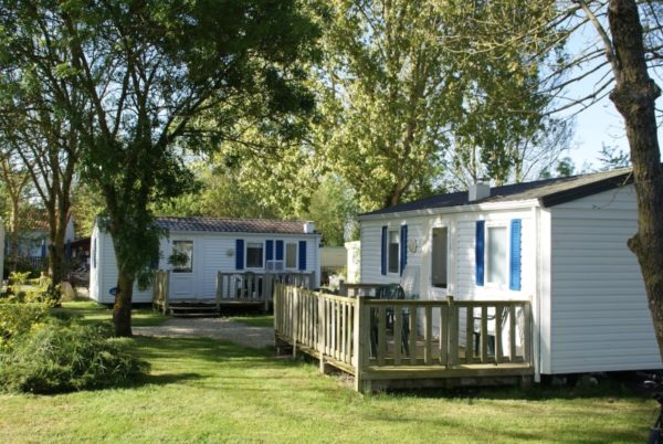 mobile home camping petit booth ile d'elle