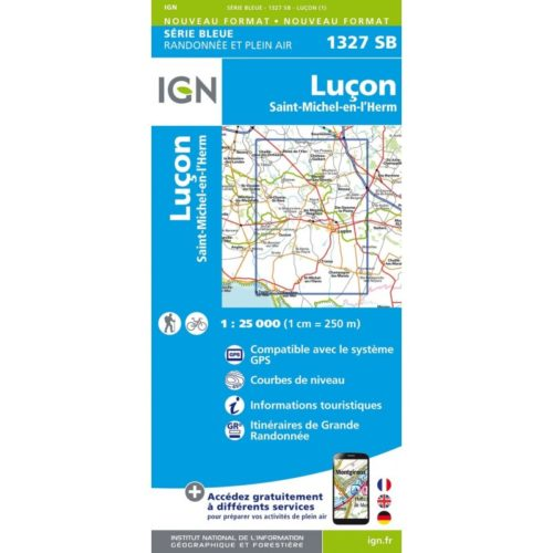 carte-ign-top-25-lucon-st-michel-en-lherm