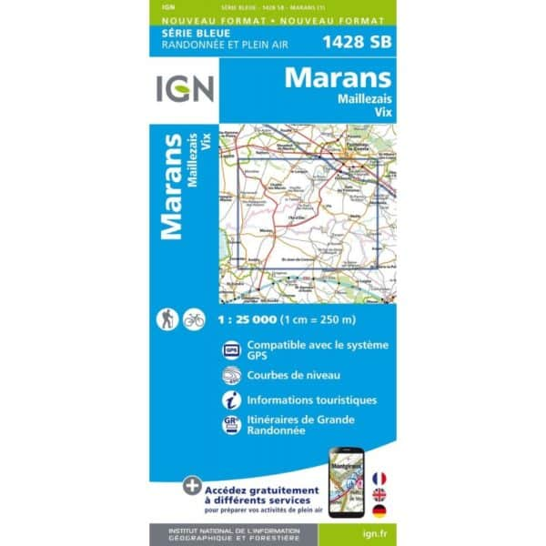 carte-ign-top-25-marans-maillezais-vix