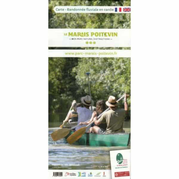 carte-randonnee-fluviale-canoe-kayak-marais-poitevin