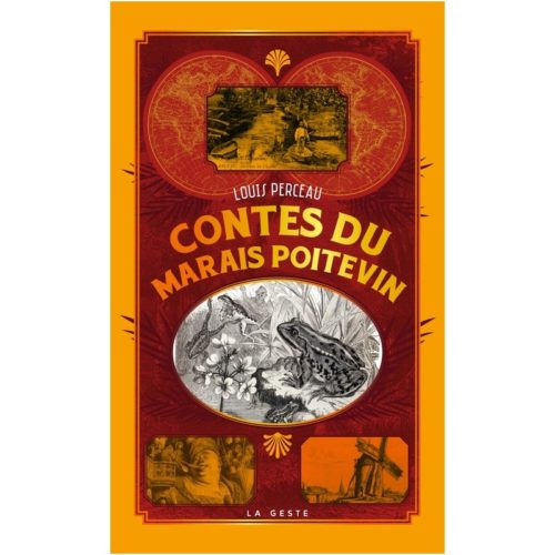 livre-contes-du-marais-poitevin-louis-perceau