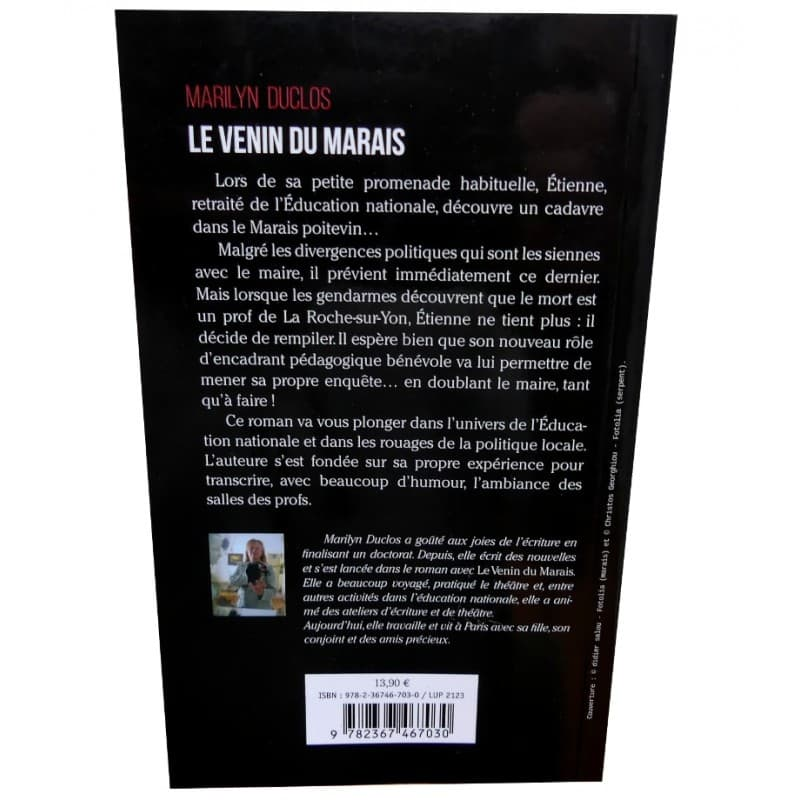 roman-policier-le-venin-du-marais