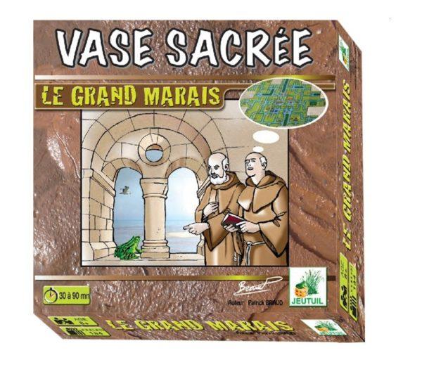 jeu vase sacrée marais poitevin