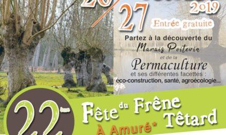 La Fête du frêne têtard à Amuré (79)