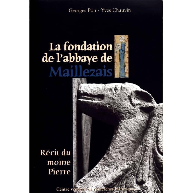 la fondation de l'abbaye de maillezais-min